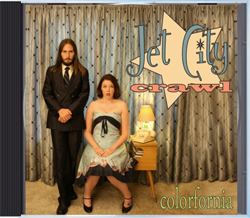 Jet City Crawl - Colorfornia